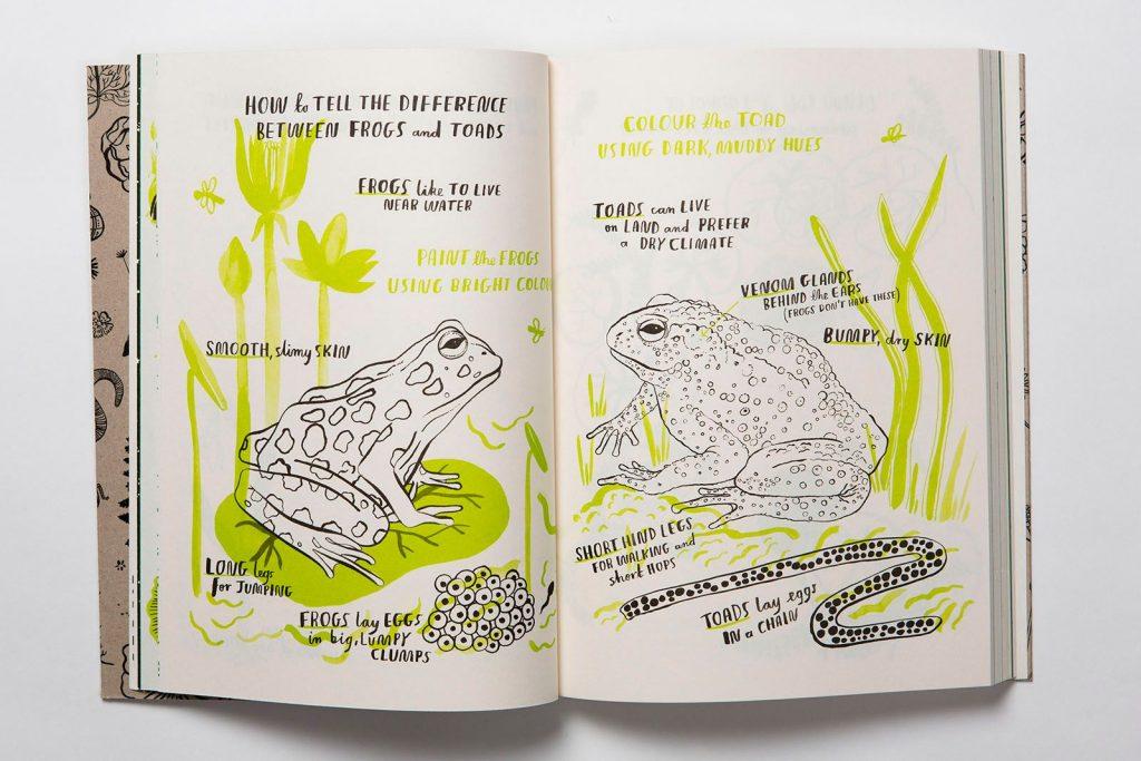Books Professional – Nina Chakrabarti, estudió ilustración en Universidad Central San Martín y el Royal Collefe of Art de Londres. Usa la línea de dibujo para expresar su amor por las artes decorativas, inspirados por su ciudad natal Calcuta, India.