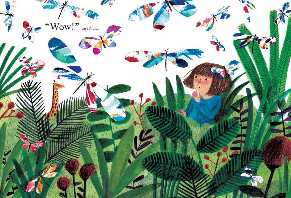 Children's Book Professional winner – Lizzy Stewart, ilustradora y artista, trabaja en el suroeste de Londres. Lizzy se graduó de Edinburgh College of Art en el 2009. Allí recibió una maestría en Diseño y Comunicación.
