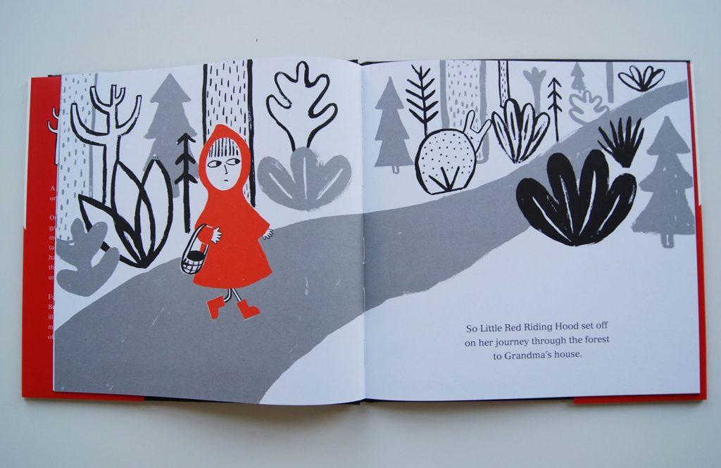 Children's Book New Talent – Bethan Woollvin, graduada de la Escuela de Arte de Cambridge, primer puesto en su clase de Ilustración en el 2015. Actualmente, trabaja en Brightin como ilustradora freelance.