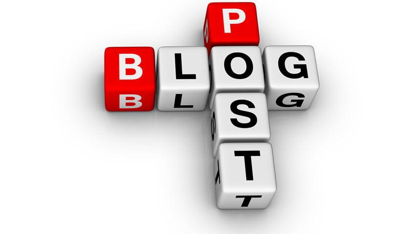 postear en el blog