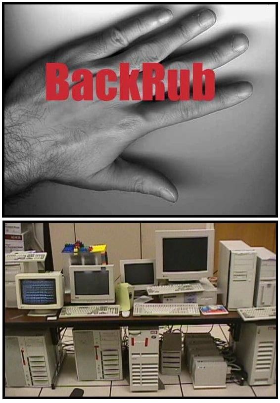 """En el origen era sólo un proyecto de investigación incipiente en la Universidad de Stanford, con el nombre de código """"Back Rub"""""""