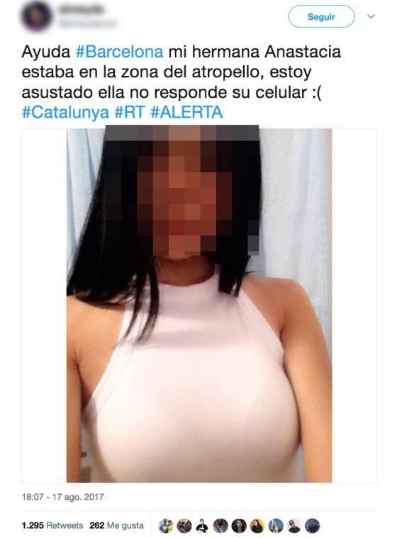 El bulo que desmiente Policía Nacional –circulado por WhatsApp- cita como fuente de la información falsa a un supuesto amigo policía