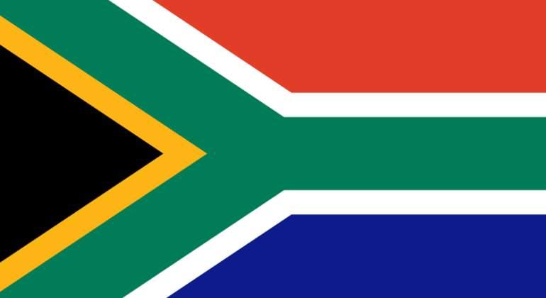 Colores que derivan del partido político de Nelson Mandela