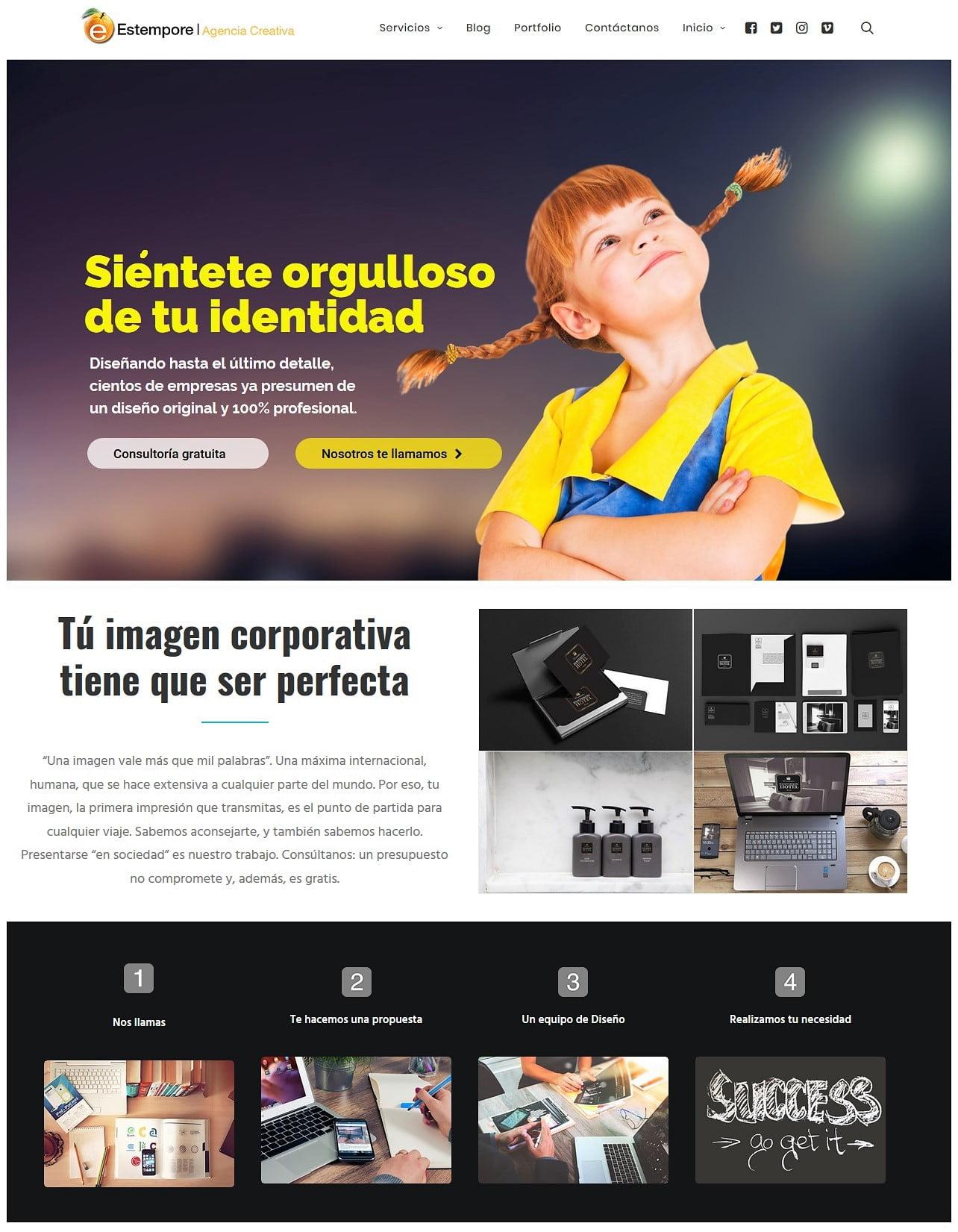 Diseño Gráfico & Diseño Web