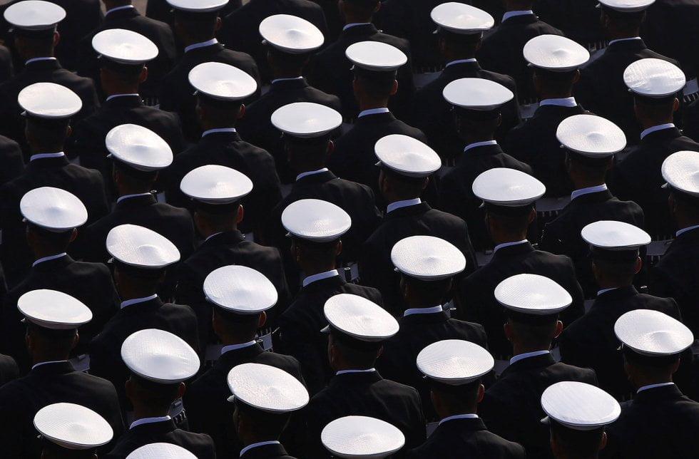 brigada paracaidista del Ejército Pupular Chino