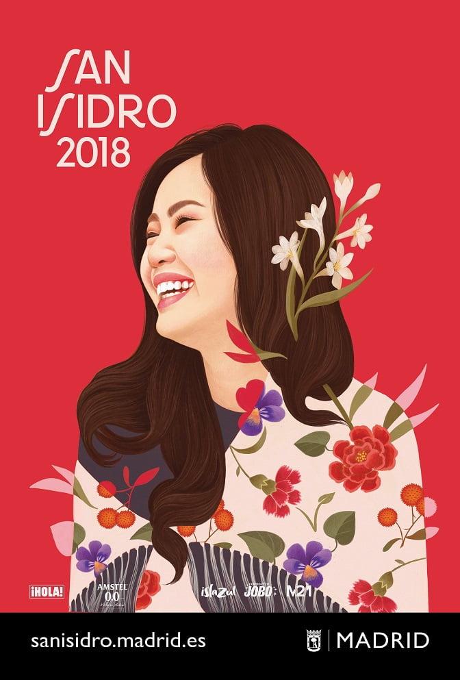 San Isidro 2018 Cartel 01