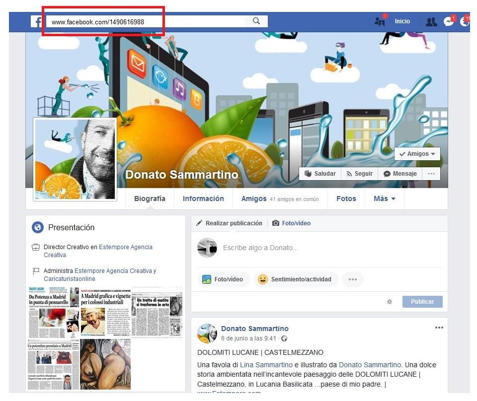 Donato Facebook